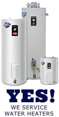 we are available for your Plano water heater repair needs